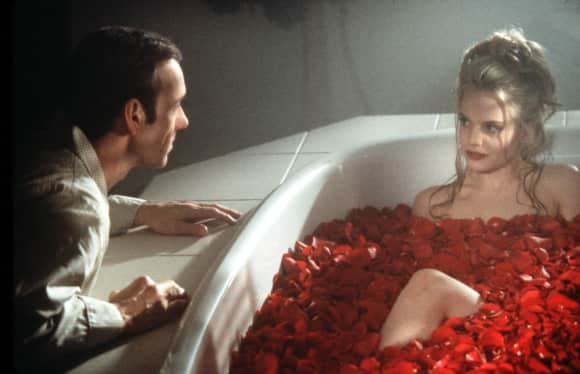 "Mena Suvari in ""American Beauty"""