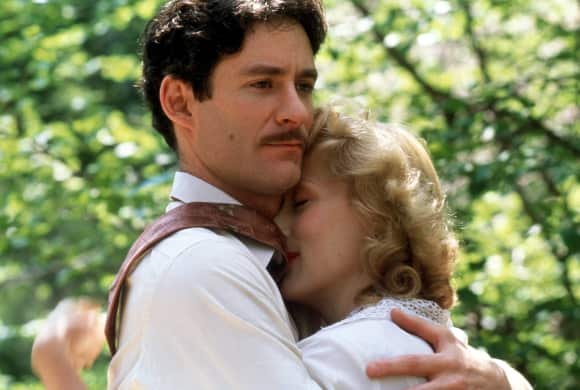 "Meryl Streep and Kevin Kline in ""Sophie's Choice"""