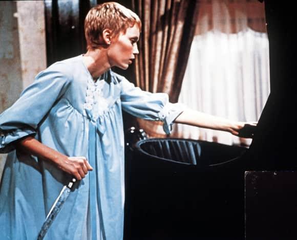 """""""Rosemary's Baby"""" with Mia Farrow"""