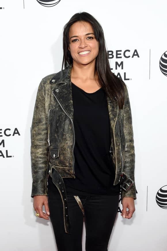 Michelle Rodriguez ist eine Powerfrau