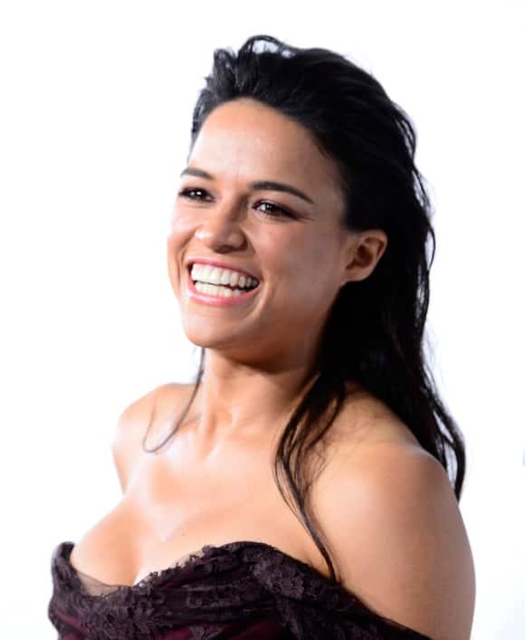 """Michelle Rodriguez ist der weibliche Star in """"Fast & Furious"""""""