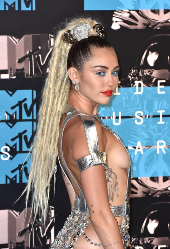 "Miley Cyrus bei den ""MTV Video Music Awards"""