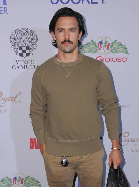 """Gilmore Girls"" and ""Rocky"" star Milo Ventimiglia"
