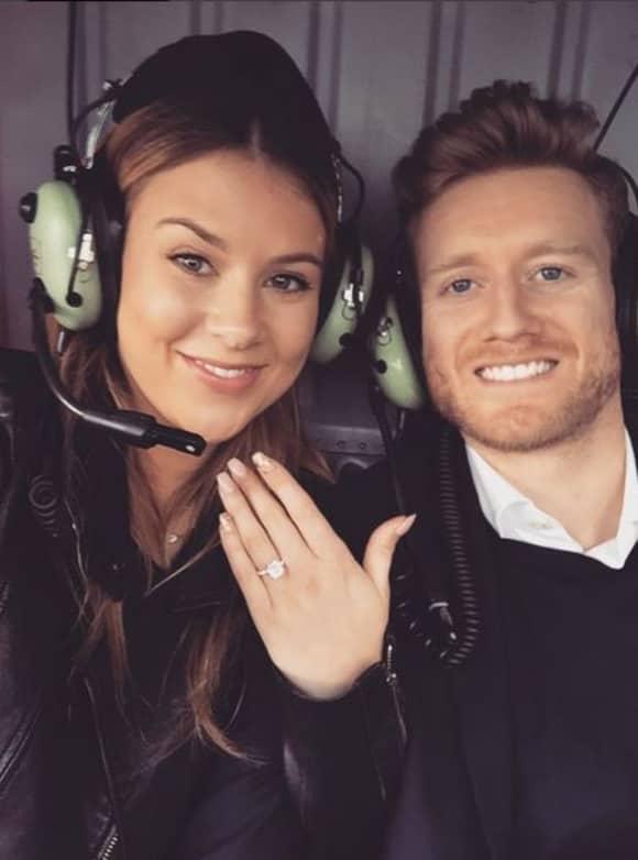 Montana und André Schürrle sind verlobt