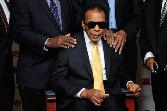 Muhammad Ali starb im Alter von 74 Jahren