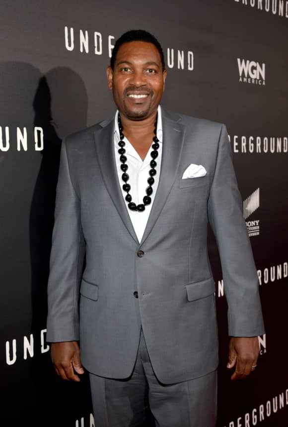 "Mykelti Williamson spielte ""Bubba"" in ""Forrest Gump"""