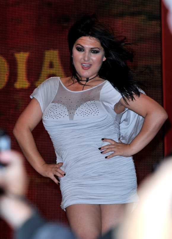 Nadia Almada from Big Brother