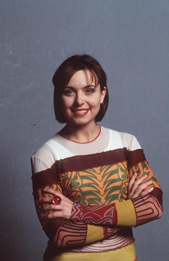 Nadine Dehmel spielte bei GZSZ.