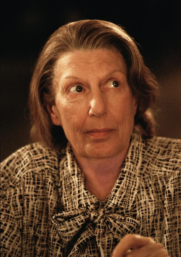 "Nancy Marchand alias ""Livia Soprano"" in ""The Sopranos"""