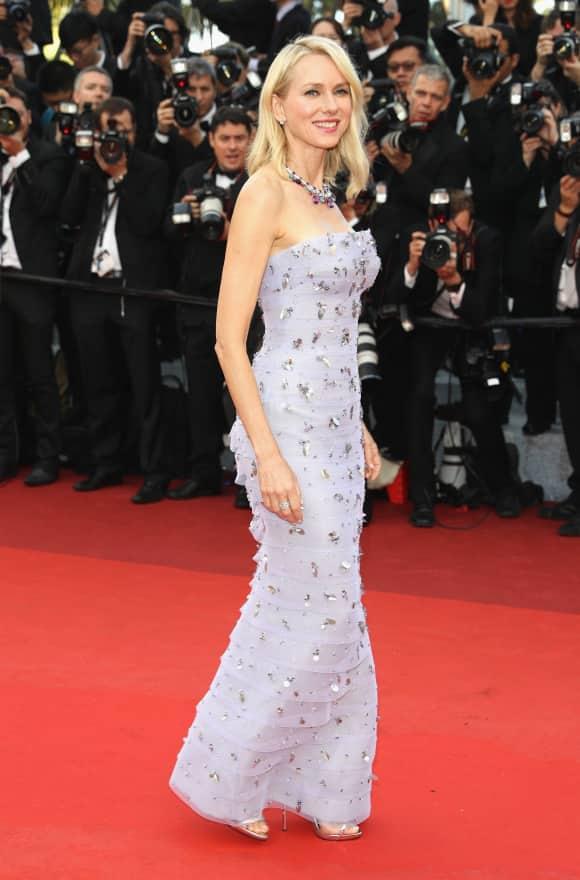 Naomi Watts bei der Eröffnung der Cannes Filmfestspiele 2016