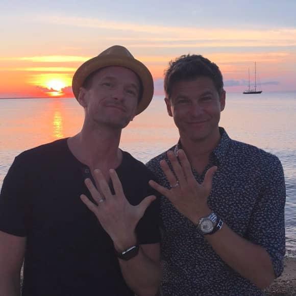 Neil Patrick Harris und David Burtka gaben sich 2014 das Ja-Wort