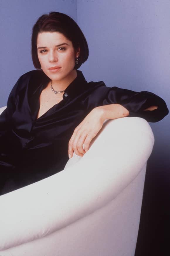 Neve Campbell im Jahr 1998