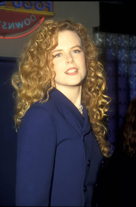 Nicole Kidman back in 1993