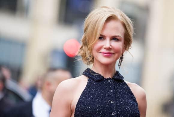Nicole Kidman in 2015