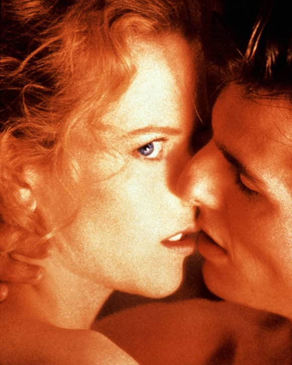 "Nicole Kidman and Tom Cruise in ""Eyes Wide Shut"""