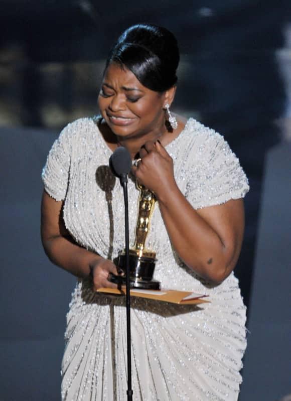 Octavia Spencer bei den Oscars 2012