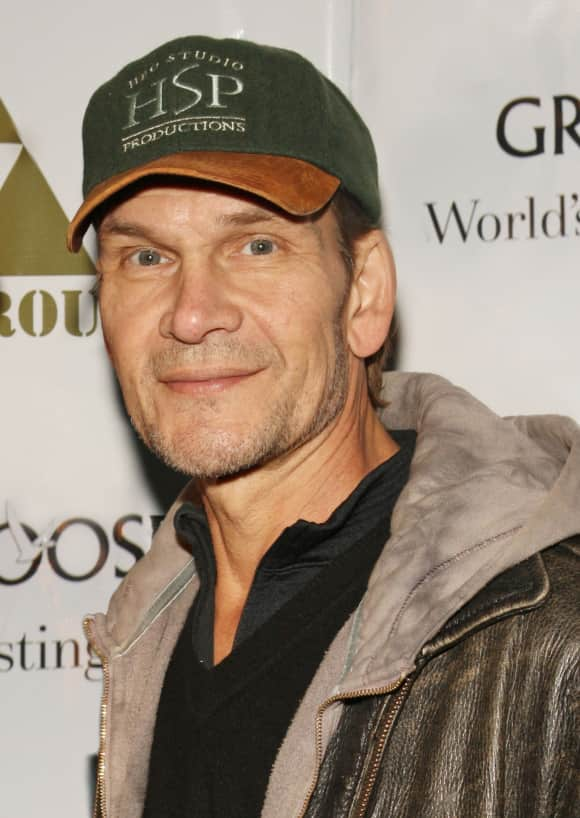 Patrick Swayze Dirty Dancing Schauspieler Tod Bauchspeicheldrüsenkrebs Krebs Alkohol