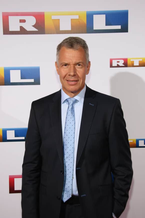Peter Kloeppel ist Deutschlands beliebtester Nachrichtensprecher
