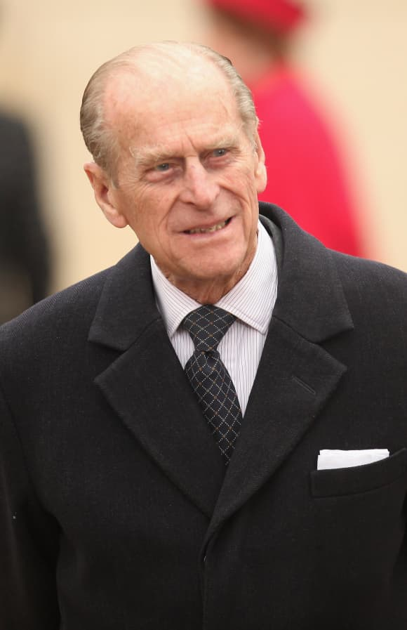 Prince Philip in 2009