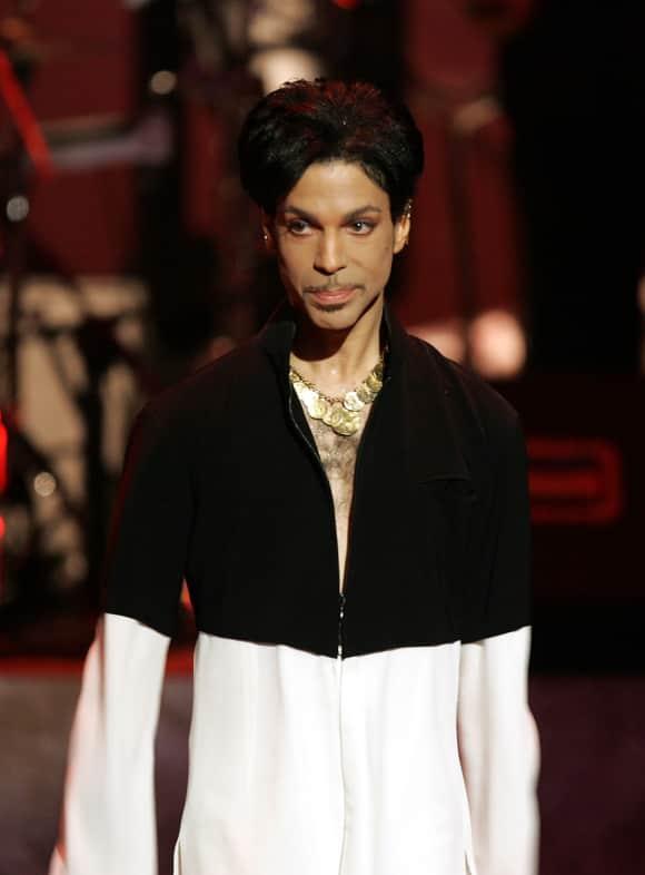 Der Sänger Prince