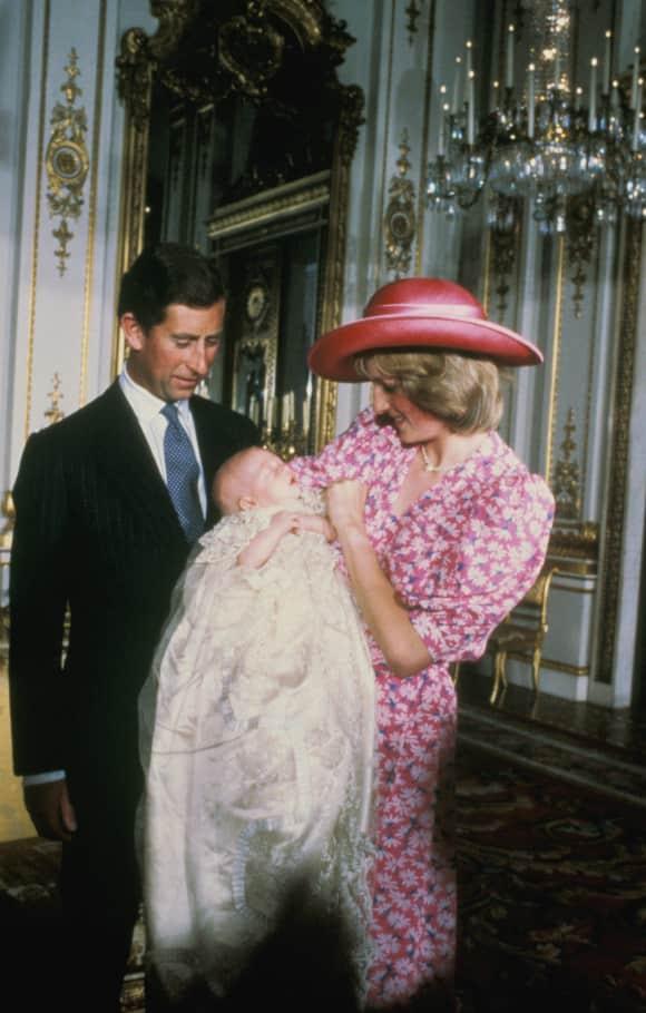 Taufe Prinz William