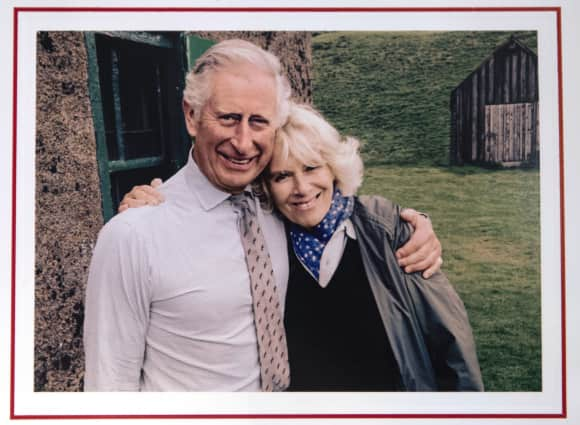 Prince Charles and Camilla in Scotland