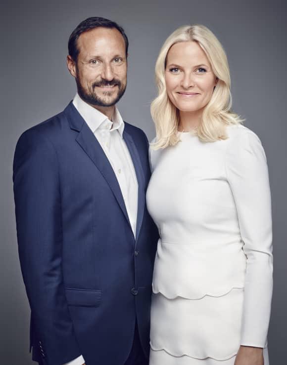 Prince Haakon Princess Mette-Marit