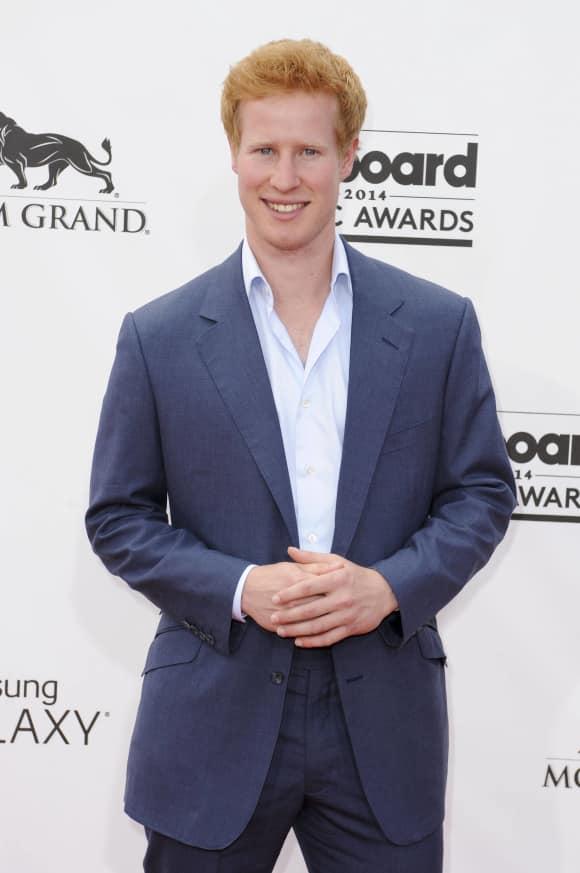 Matthew Hicks ist das Double von Prinz Harry