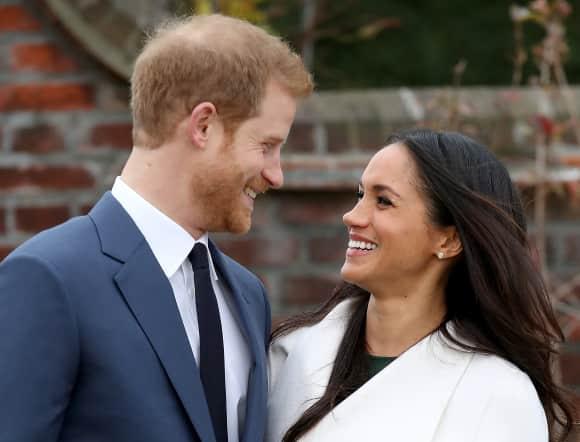 Prinz Harry und Meghan Markle werden 2018 heiraten