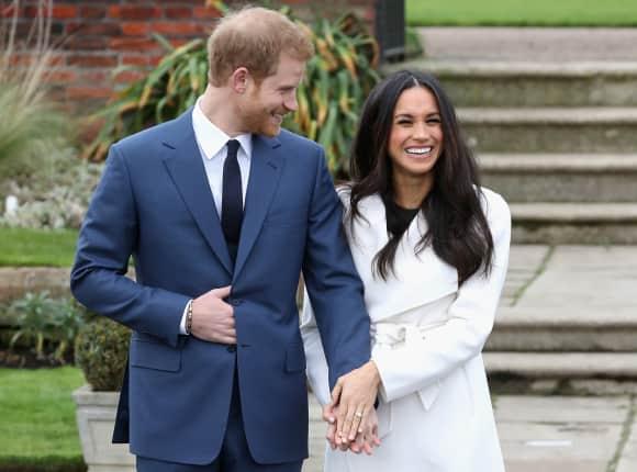 Prinz Harry und Meghan Markle haben sich verlobt