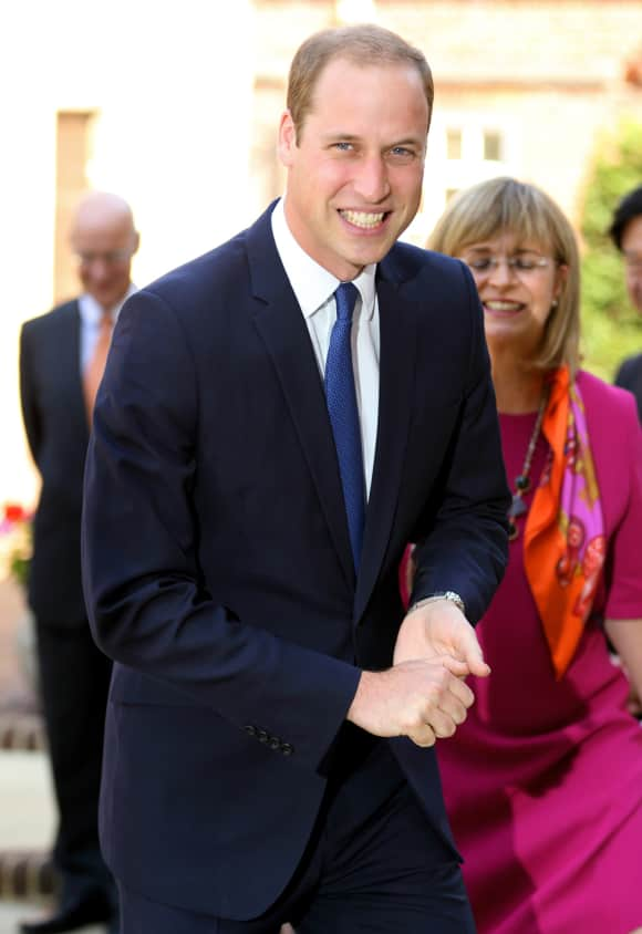 Prince William attractive