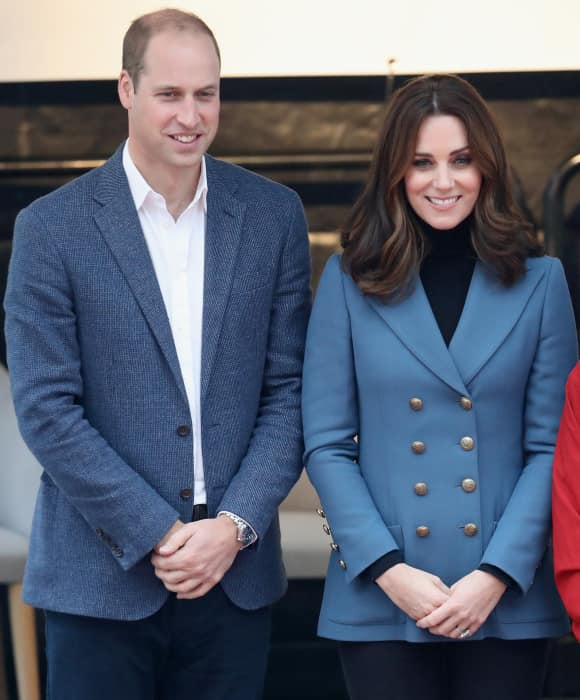 Prince William Duchess Catherine pregnant