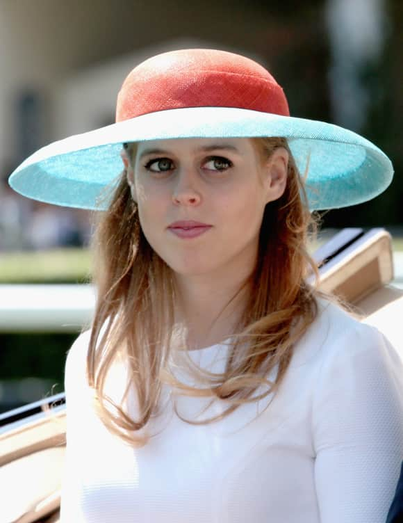 Princess Beatrice in 2015