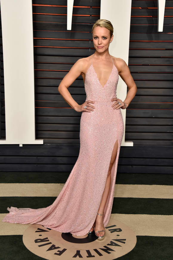 Rachel McAdams auf der Vanity Fair Oscar Party