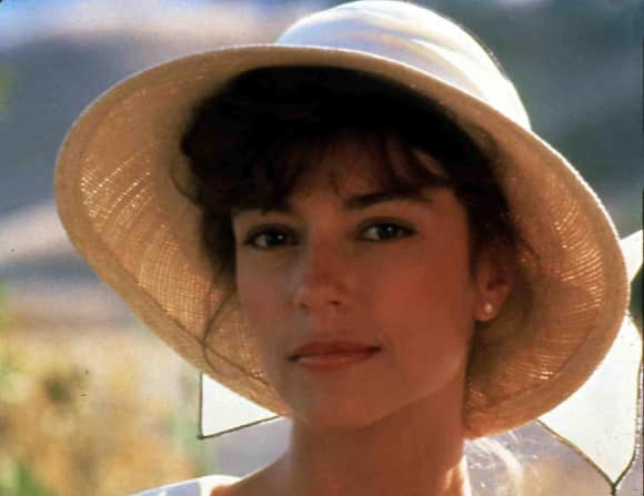 "Rachel Ward in ""The Thorn Birds"""