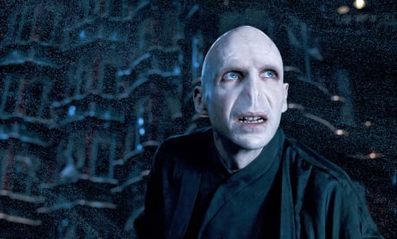 """Ralph Fiennes in the """"Harry Potter"""" franchise"""