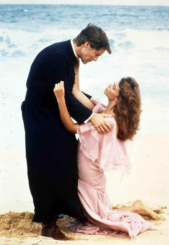 Richard Chamberlain and Rachel Ward The Thorn Birds