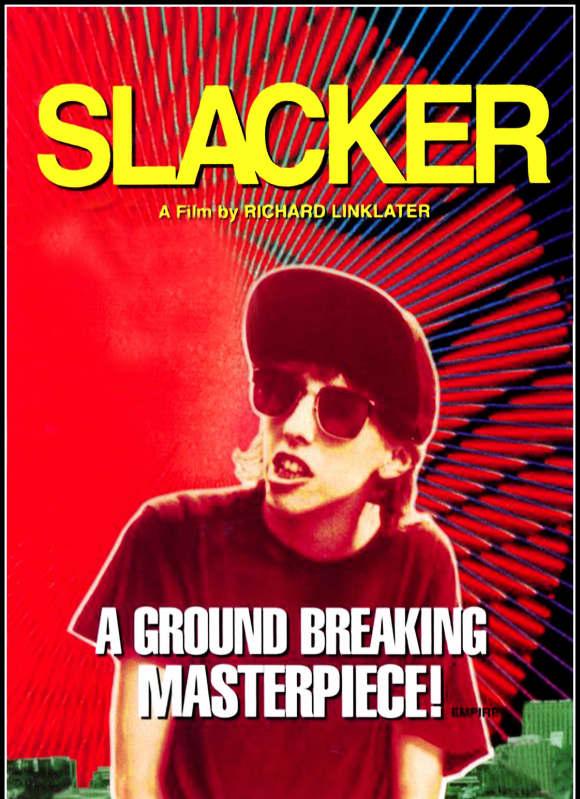 """Richard Linklater in """"Slacker"""""""