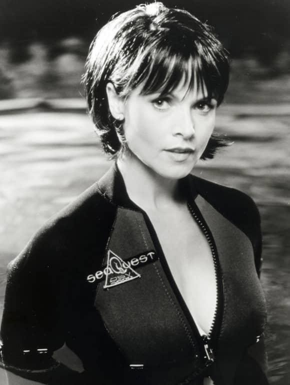 "Rosalind Allen in ""Seaquest DSV"""