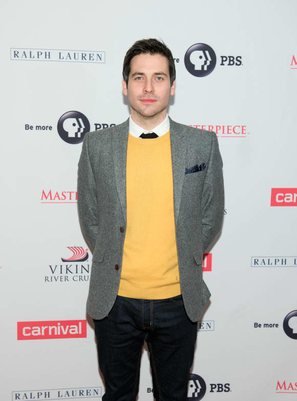 "Rob James-Collier played ""Thomas"" in ""Downton Abbey"""