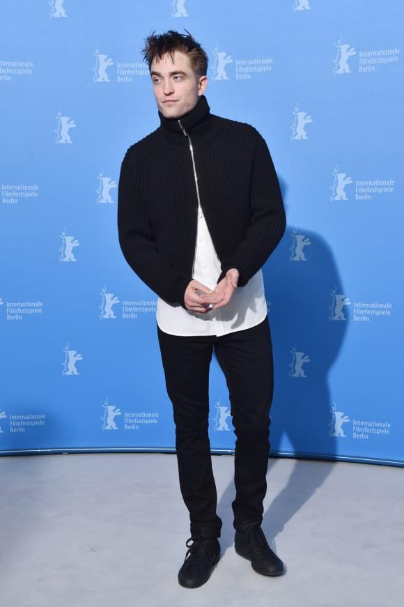 Robert Pattinson Berlinale Outfit