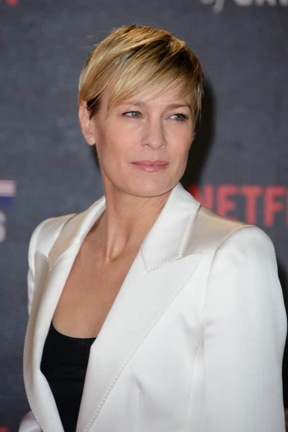 """House of Cards"" actress Robin Wright"