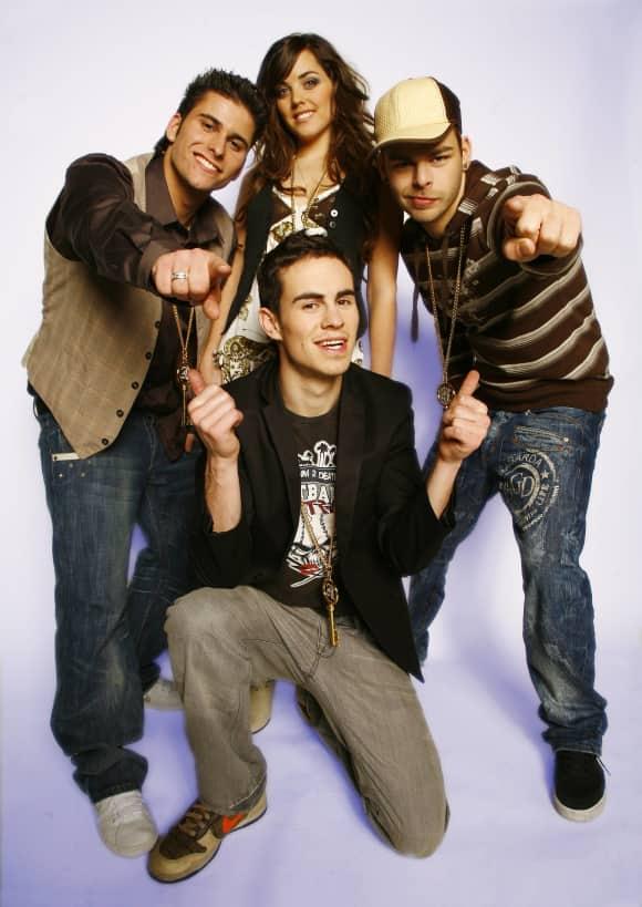 Room 2012: Popstars Gewinner 2007