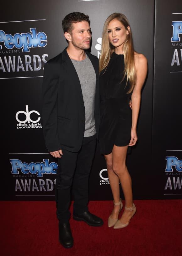 Ryan Phillippe und Paulina Slagter sind verlobt