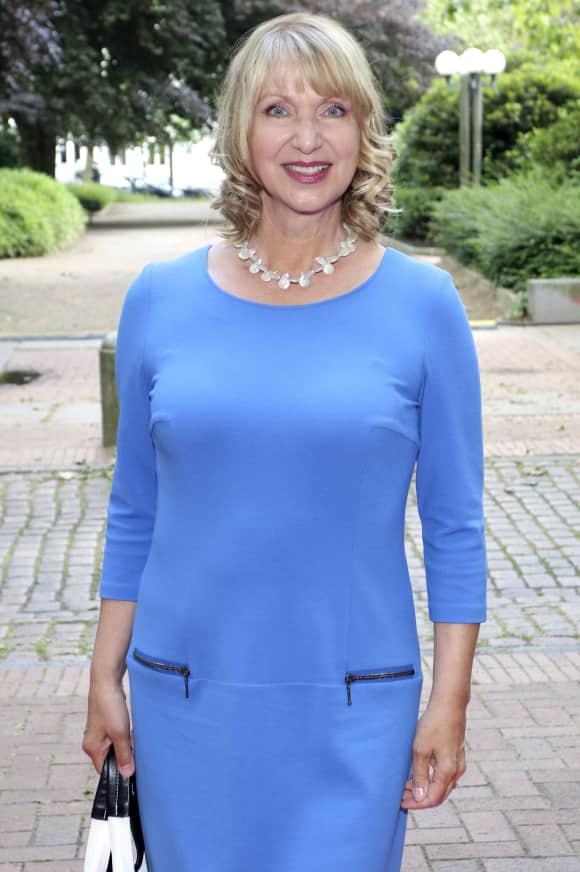 Schauspielerin Sabine Kaack