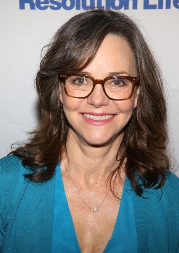 Sally Field bei einer Preisverleihung im Mai 2017