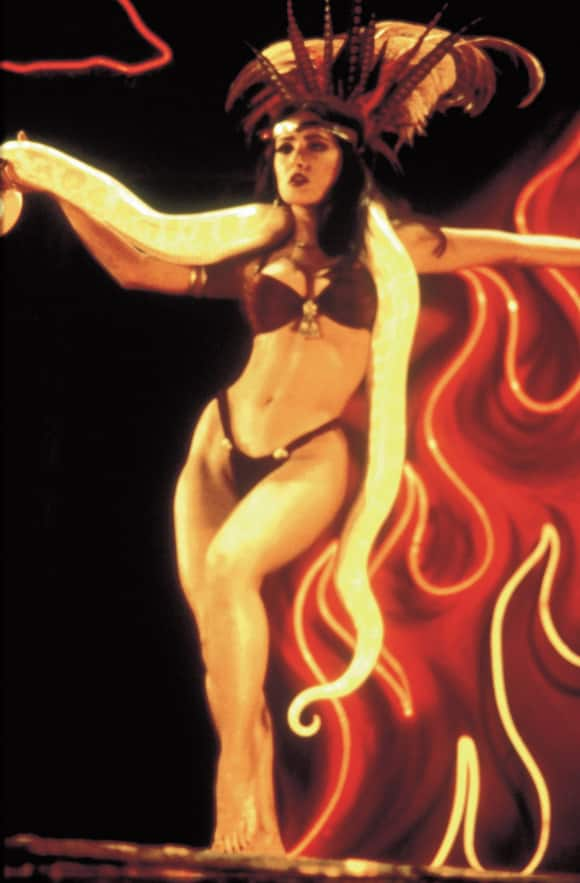 "Selma Hayek in ""From Dusk Till Dawn"""
