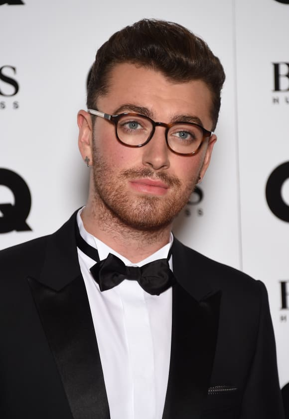 Sam Smith has lost quite some weight