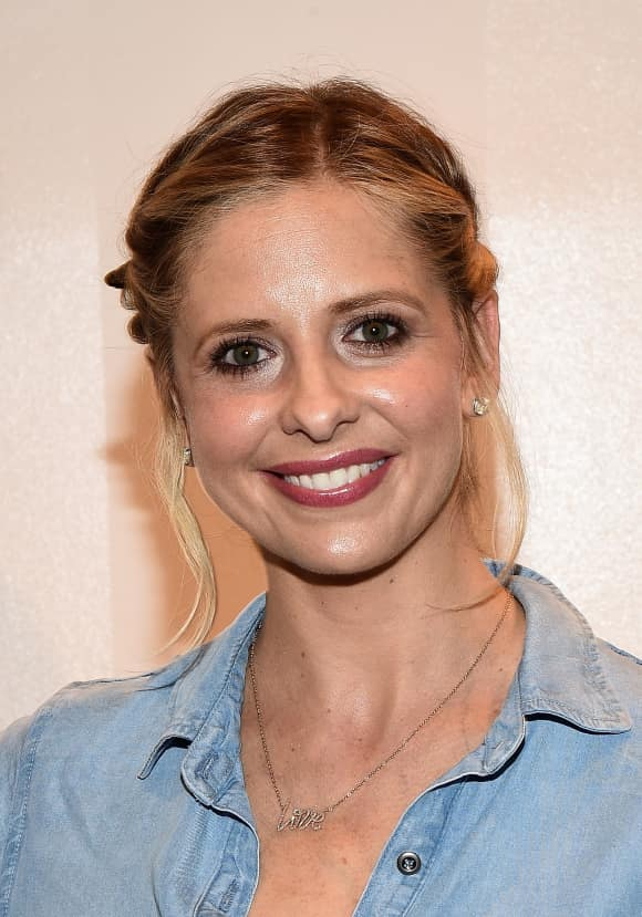 "Sarah Michelle Gellar alias ""Buffy"""