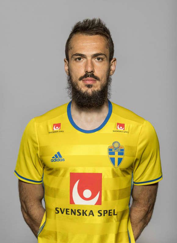 Schweden: Emir Kujowic